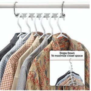 New!  Metal Wonder Hangers (Set of 8)